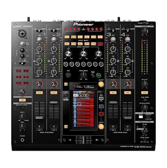 You are currently viewing Best DJ Mixers