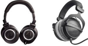 Read more about the article Audio-Technica ATH-M50X vs Beyerdynamic DT 770 PRO 250 ohms