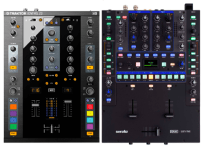 Read more about the article Native Instruments Traktor Kontrol Z2 vs Rane Sixty-Two Performance Mixer
