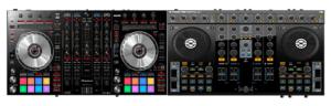 Read more about the article Native Instruments Traktor Kontrol S4 MK2 vs Pioneer Pro DJ DDJ-SX2