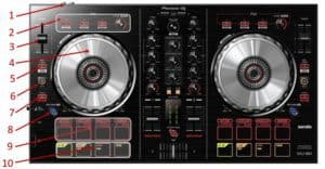 Read more about the article Free DJ Lessons: How to use a DJ Controller